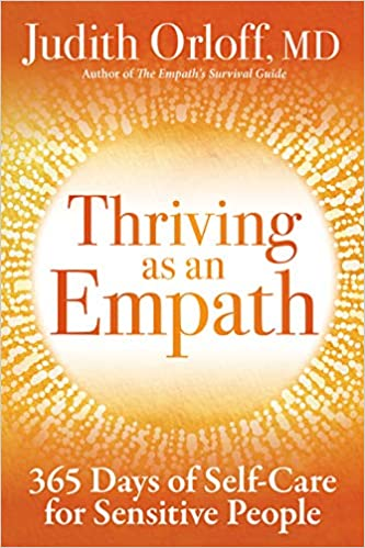 Amazon com: Thriving as an Empath: 365 Days of Self-Care for