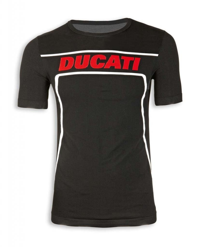 Ducati 981025206 Performance Short Sleeve T-Shirt - X-Large