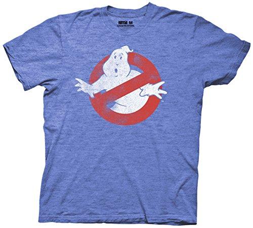 Ghostbusters Logo Mens T-Shirt, S, M, L