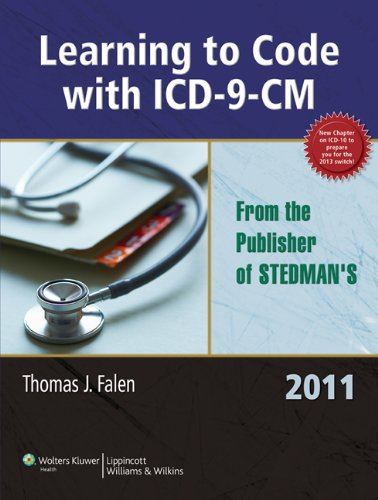 Learning to Code with ICD-9-CM 2011 Pdf