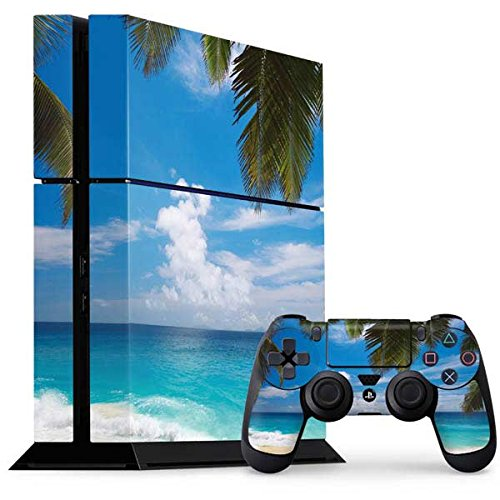 Nature PS4 Console and Controller Bundle Skin - Seychelles | Photography X Skinit Skin