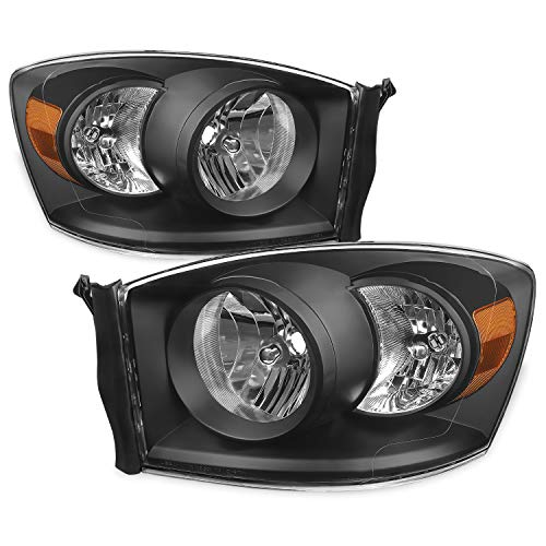 07 dodge ram headlight assembly - 2