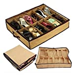 New Women Home 12 Pairs Shoe Organizer Storage - Best Reviews Guide