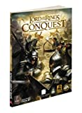 Lord of the Rings Conquest, Prima Games Staff and Mike Searle, 0761560386