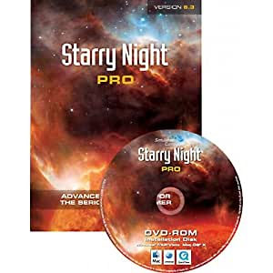 Starry Night Pro 6.3 Astronomy Software