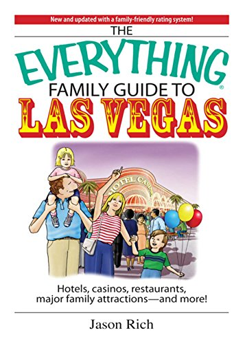 Amazon Com The Everything Family Travel Guide To Las Vegas