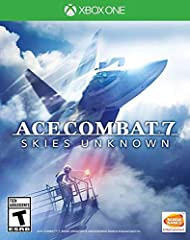 Putting gamers in the cockpit of the most advanced war planes ever developed, Ace Combat 7: Skies Unknown delivers the fiercest air combat experience ever created through photorealistic visuals, intense dog-fighting action, a multitude of aut...