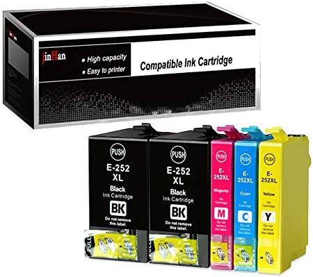 Amazon com: JinHan Remanufactured Ink Cartridge Replacement