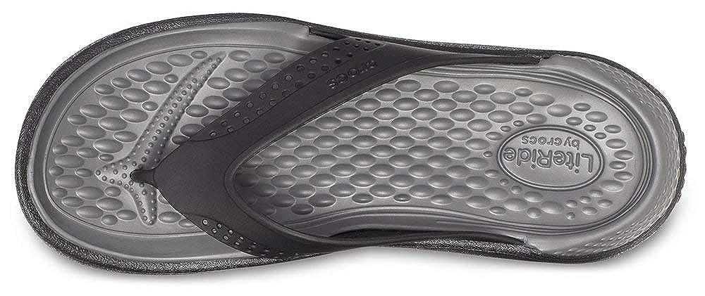 Crocs Men/'s and Women/'s LiteRide Flip