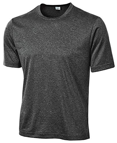 Opna Men's Short Sleeve Moisture Wicking Athletic T-Shirts