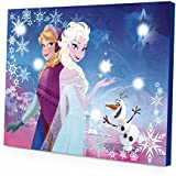 Disney Frozen Canvas LED Wall Art