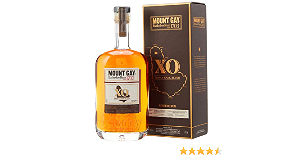 Mount Gay Extra Old Rum / 70cl