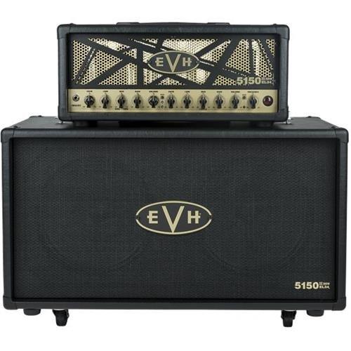 Eddie Van Halen 5150 - EVH 5150III EL34 50-Watt Guitar Amplifier Head