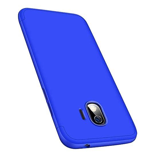 JEPER Funda Compatibles con Samsung Galaxy J5 2017 3-en-1 PC 360° Protectora Carcasa Ultra Delgado Choque Absorción Anti-Arañazos Caso para Teléfono ...