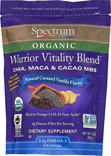 Spectrum Essentials Warrior Vitality Blend