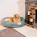 Best Simmons Memory Foam Dog Beds - Personalized Majestic Pet Bagel Dog Bed - Machine Review