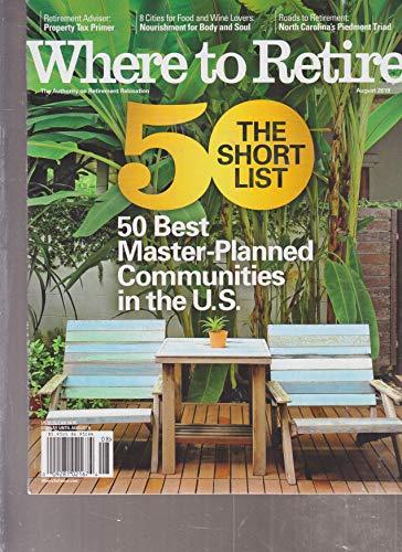 Where to Retire Magazine August 2019 (Where To Retire Magazine)
