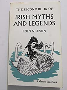 Paperback The second book of Irish myths and legends. Book
