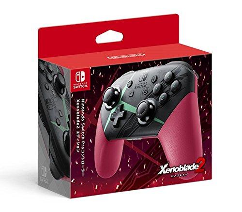 Nintendo Switch Pro콘트롤러 Xenoblade2에디션