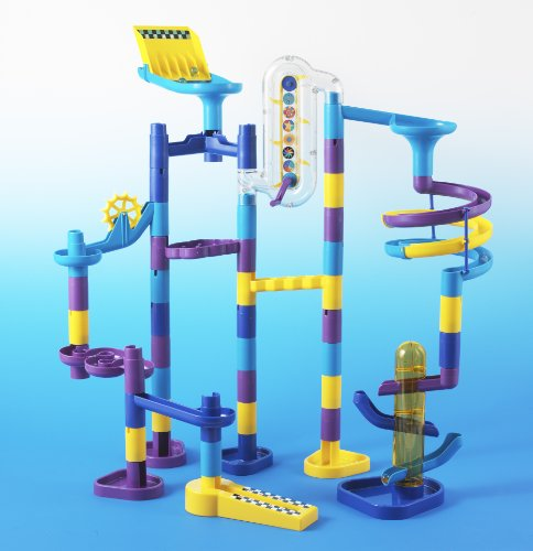 Discovery Toys MARBLEWORKS Marble Run Deluxe Set by Discovery Toys (Image #3)