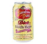 PA Dutch Diet Birch Beer & Shoofly Pie Variety Pack (One Shoofly Pie, 12-Pack Diet Birch Beer)