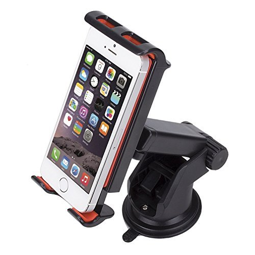 NOOX Car Mount Universal Phone Holder for iPhone 7s 6s Plus