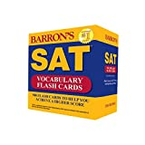 Barron%27s SAT Vocabulary Flash Cards%2C