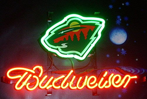 Minnesota Wild Neon Light Price Compare