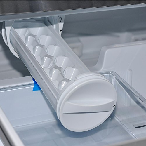 Smad Door Refrigerator 4 Stainless Maker, 20 Ft.