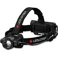 Ledlenser H15R Core, hoofdlamp LED, hoofdlamp, 2500 lumen, lichtbereik 250 meter, met accu, oplaadbaar, incl…