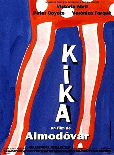 Kika-1993-Pedro Almodovar, 40 x 56 cm Cartel Cinema original ...