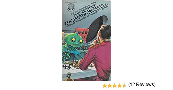 Best of Eric Frank Russell: Amazon.es: Russell, Eric Frank: Libros en idiomas extranjeros
