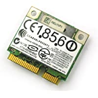 Dell DW1515 AR9280 Wireless Wlan N Half Mini pci-e Card