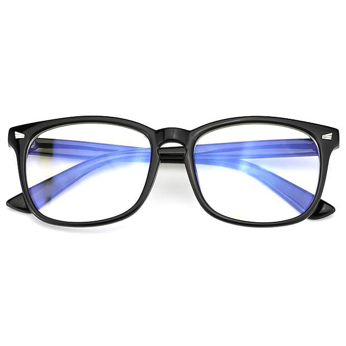 7264a6be98 Amazon.com  Mimoeye Optical Anti Blue Light Glasses