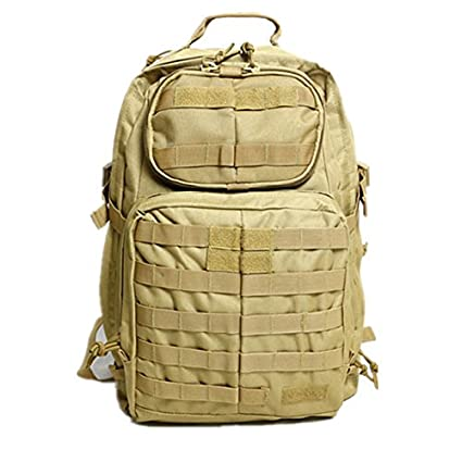 Generic TAN   Hot Sale Men Outdoor Style Miliatry Camo Camping Bag Patrol 3- Day 3556aa4acd
