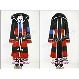 ポケットモンスターブラック・ホワイト風☆サブウェイマスター ノボリ☆コスプレ衣装