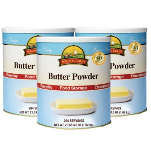Augason Farms Butter Powder (Pack of 3) by Augason Farms (Image #3)