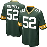 Niños Grandes Rugby Jersey Rodgers # 52 Matthews