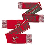 NFL Youth Boys Scarf-Red-1 Size, Tampa Bay Buccaneers
