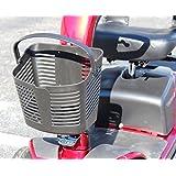Pride Mobility Large FRONT BASKET for Victory, Go-Go Sport, Pursuit Series Scooter - Original Genuine