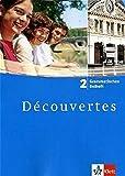 Découvertes / Grammatisches Beiheft - Band 2
