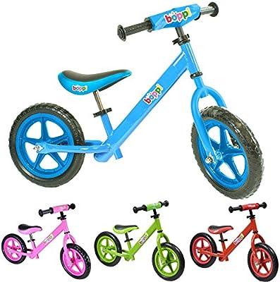 boppi® Bicicleta sin Pedales de Metal para niños de 2-5 Anos ...