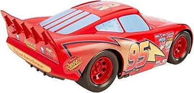 "Disney Pixar Cars 3 Lightning McQueen 20"" Vehicle from Mattel"