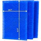 Perfect Air Plus Filter Replacement Pads 20x24 (3 Pack)
