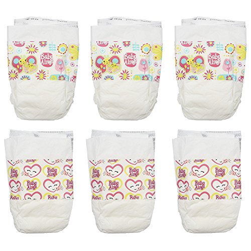 Baby Alive Diapers Pack - Baby Alive Dolls