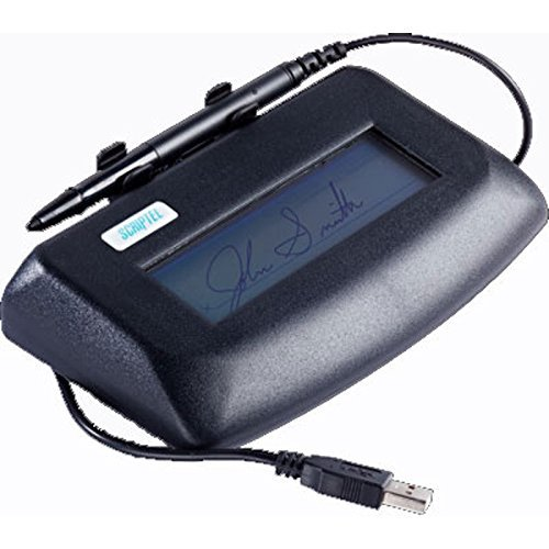 Scriptel ST1500 Monochrome LCD Electronic signature pad by Scriptel