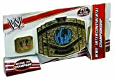 Mattel WWE Intercontinental Championship Title Belt White Strap