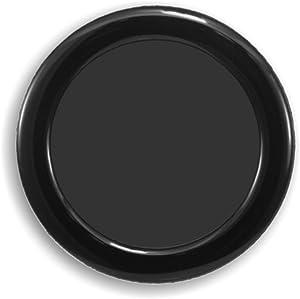 DEMCiflex Computer Dust Filter, Standard 60mm Round, Black Frame/Black Mesh