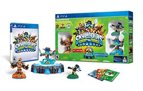 Skylanders SWAP Force Starter Pack - PlayStation