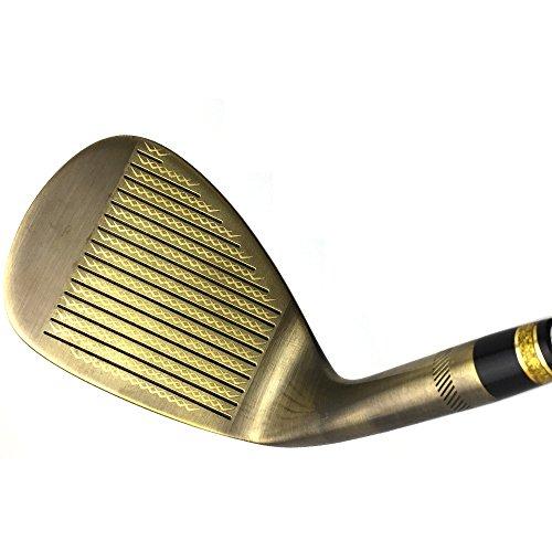 Japan Wazaki Copper Finish M Pro Forged Soft Iron USGA R A rules of Golf Club Wedge Set(pack of three) by wazaki (Image #3)